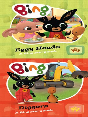 cover image of Eggy Heads & Diggers