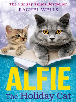 cover image of Alfie the Holiday Cat