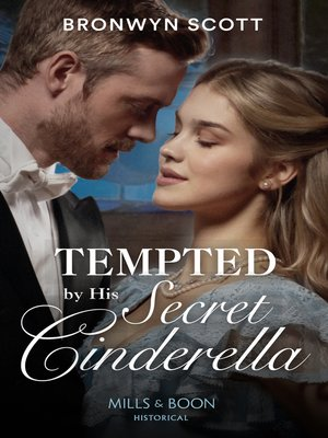 cover image of Tempted by His Secret Cinderella