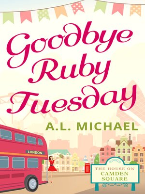 cover image of Goodbye Ruby Tuesday