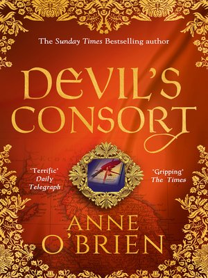 cover image of Devil's Consort