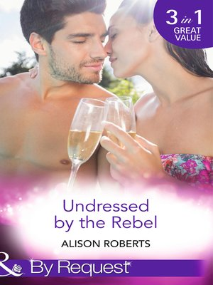cover image of Undressed by the Rebel