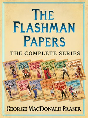 cover image of The Flashman Papers