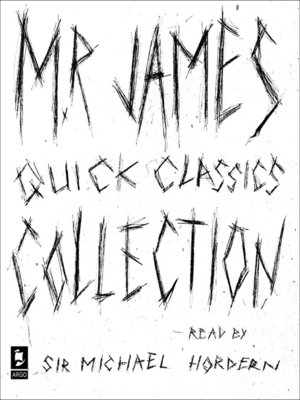 cover image of The M. R. James Collection