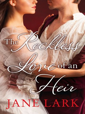 cover image of The Reckless Love of an Heir