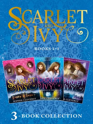 cover image of Scarlet and Ivy 3-book Collection, Volume 1
