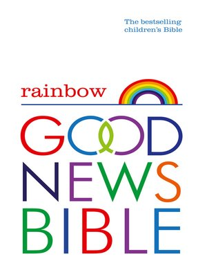 cover image of Rainbow Good News Bible (GNB)
