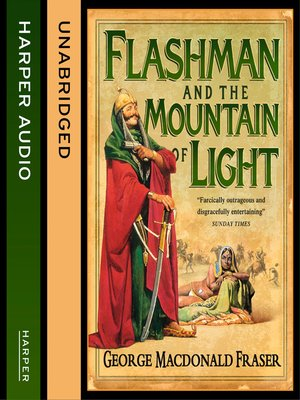 cover image of Flashman and the Mountain of Light