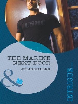 cover image of The Marine Next Door