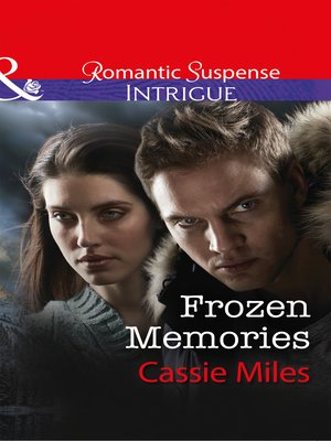 cover image of Frozen Memories