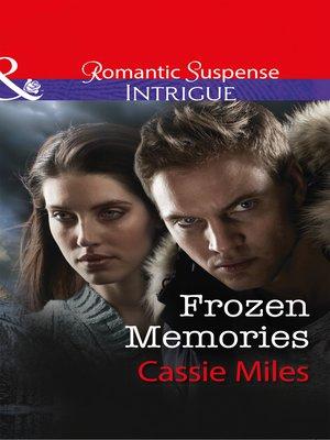 cover image of Frozen Memories