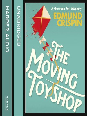 cover image of The Moving Toyshop
