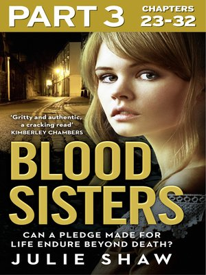 cover image of Blood Sisters, Part 3 of 3