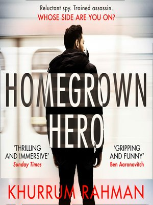cover image of Homegrown Hero