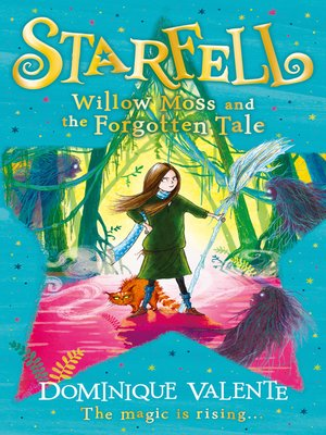 cover image of Willow Moss and the Forgotten Tale