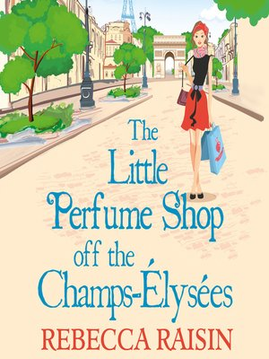 cover image of The Little Perfume Shop Off the Champs-Élysées