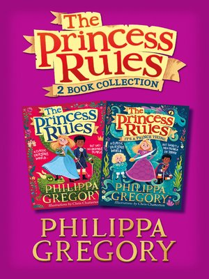 cover image of The Princess Rules 2-Book Collection