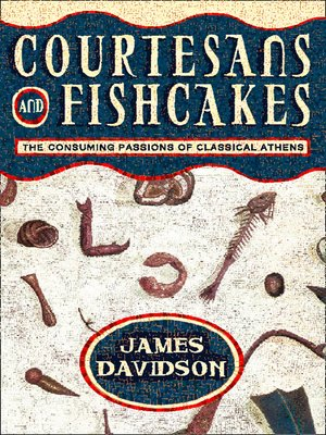 cover image of Courtesans and Fishcakes