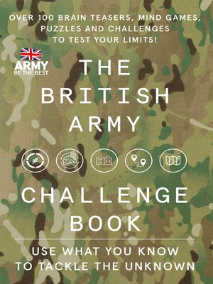 cover image of The British Army Challenge Book