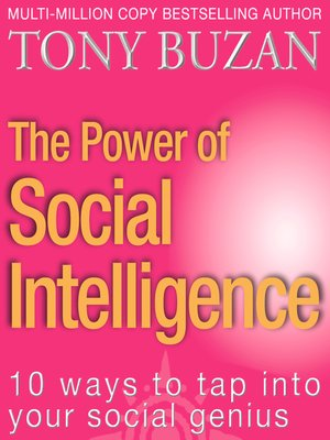 cover image of The Power of Social Intelligence