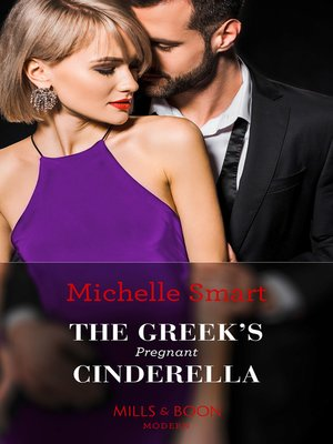 cover image of The Greek's Pregnant Cinderella