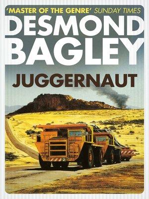 cover image of Juggernaut