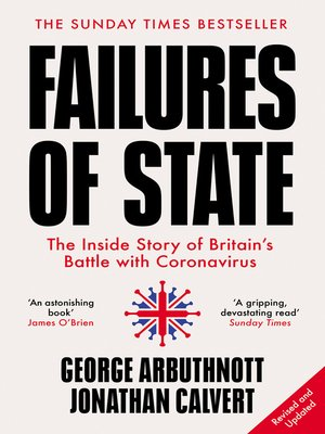 cover image of Failures of State