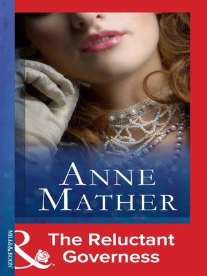 cover image of The Reluctant Governess