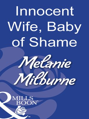 cover image of Innocent Wife, Baby of Shame