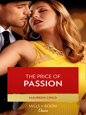 cover image of The Price of Passion