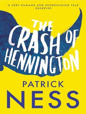 cover image of The Crash of Hennington