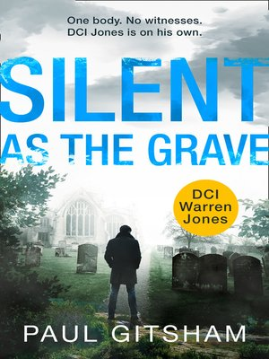 cover image of Silent as the Grave