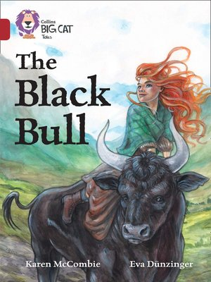 cover image of The Black Bull