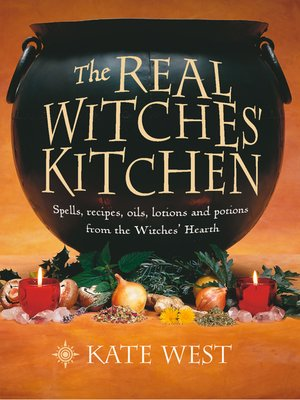cover image of The Real Witches' Kitchen