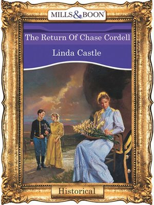 cover image of The Return of Chase Cordell