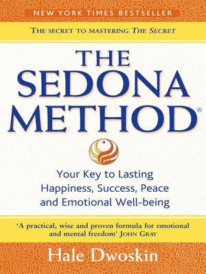 cover image of The Sedona Method