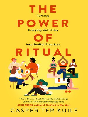 cover image of The Power of Ritual