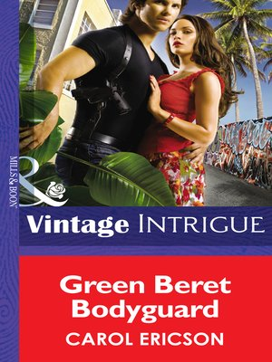 cover image of Green Beret Bodyguard