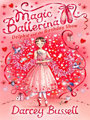 cover image of Delphie and the Birthday Show