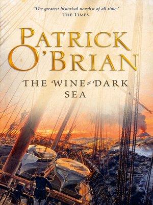 cover image of The Wine-Dark Sea