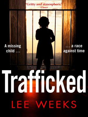 cover image of The Trafficked