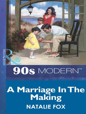 cover image of A Marriage in the Making