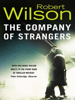 cover image of The Company of Strangers