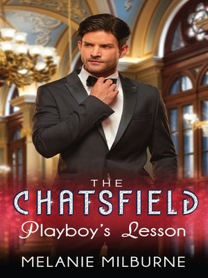 cover image of Playboy's Lesson