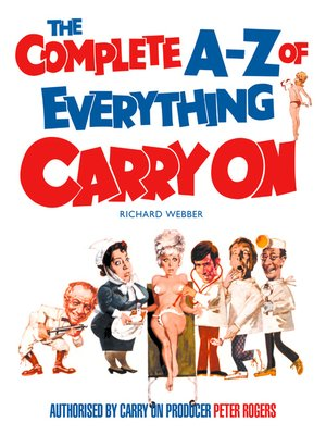 cover image of The Complete A–Z of Everything Carry On