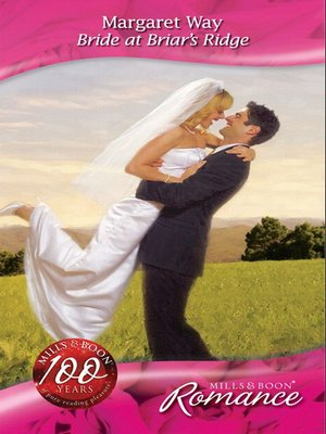cover image of Bride at Briar's Ridge