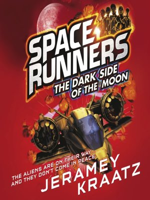 cover image of The Dark Side of the Moon (Space Runners, Book 2)