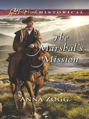 cover image of The Marshal's Mission