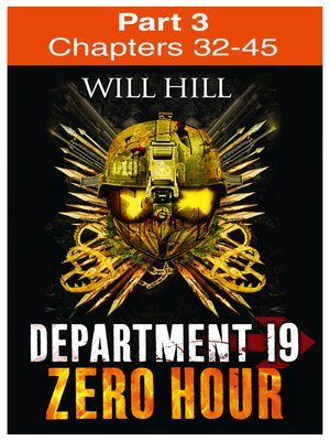 cover image of Zero Hour, Part 3 of 4