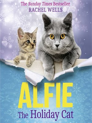 cover image of Alfie the Holiday Cat (Alfie series, Book 4)